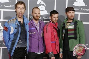 Coldplay rilis album dokumenter