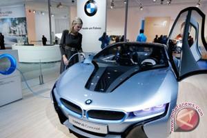 Penjualan BMW pada Agustus capai rekor baru