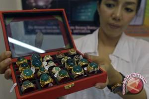 Peserta Jambore OKU tampilkan kerajinan batu permata