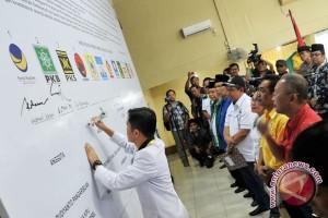 11 parpol memenuhi syarat peserta Pemilu