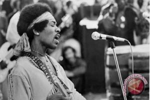 AS luncurkan perangko Jimi Hendrix