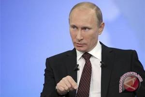 Vladimir Putin: Kebetulan saja penembakan pesawat Rusia