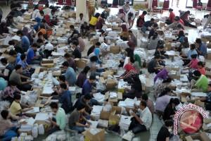KPU Musi Banyuasin segera lipat surat suara