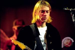 Polisi bantah buka kembali kasus kematian Kurt Cobain
