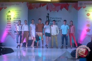"Mal Palembang gelar ""Fashion Week"" 2016"