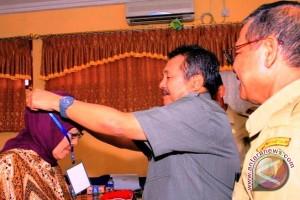 Pengerajin kerupuk Muba diberikan pelatihan peningkatan kualitas