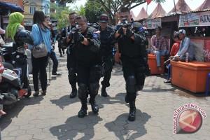 Polres lengkapi anggota rompi anti peluru