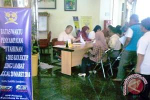 Ribuan warga Palembang manfaatkan pemutihan pajak kendaraan