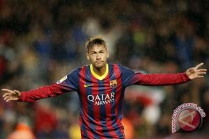 Barca tepis rumor akan kembali boyong Neymar