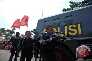 Polisi tembak mati penjahat DPO