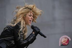 Shakira akan membuat video klip di bali