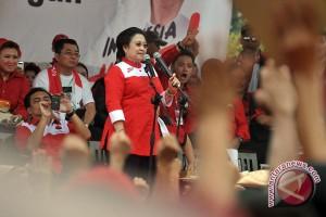 Megawati ingatkan kultur PDIP turun ke bawah