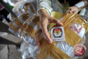 Sebagian logistik Pilgub sudah diterima kabupaten