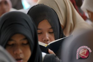 Bhayangkari Polda Sumsel adakan tadarus Ramadhan