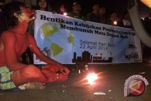"""""""Harimau Sumatera""""  dihadirkan acara Hari Bumi"""