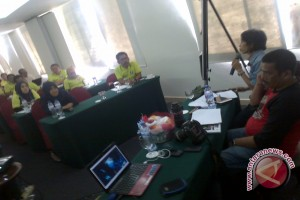 Perwakilan SKPD Banyuasin belajar foto Jurnalistik