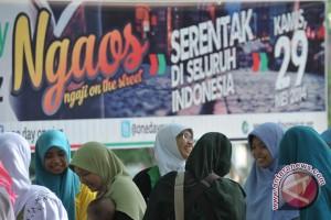 Kawasan Kambang Iwak Dipercantik Jelang Asian Games