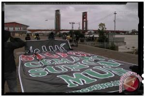 Walhi Sumsel: stop pencemaran sungai Musi