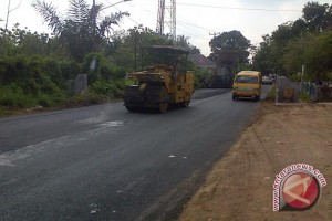 Legislator Muba dorong pusat perbaiki jalan negara