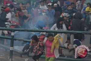 Remaja ramaikan asmara subuh di BKB Palembang