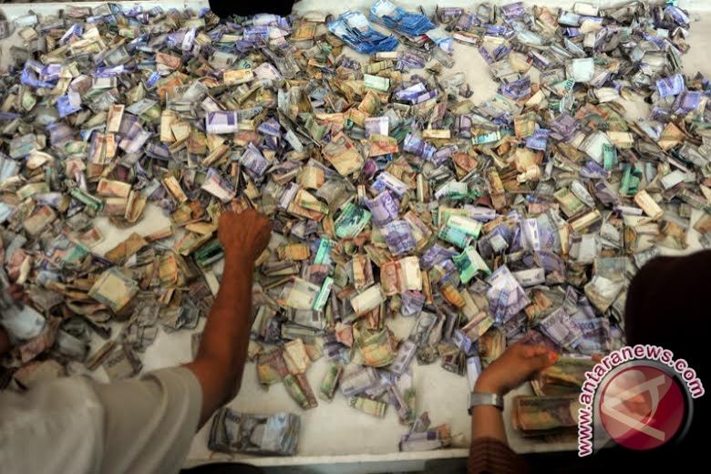 Kemana sisa kembalian konsumen di minimarket