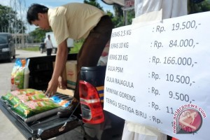 PD Pasar gandeng Gapoktan jual beras murah