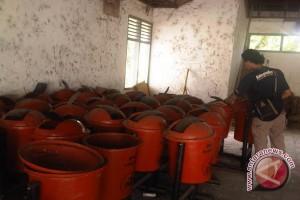 Lampung tengah gulirkan gerakan 1.000. tong sampah