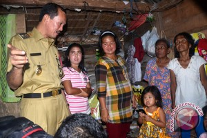 Pemkot Palembang bedah rumah keluarga tidak mampu