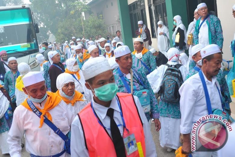 Dua calon haji Bangka Belitung gagal berangkat