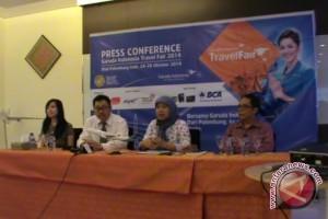 Travel Fair Garuda Palembang dukung program pariwisata