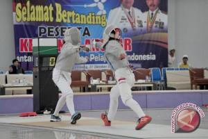 Pon 2016 - Jawa Barat pertahankan emas beregu foil putra