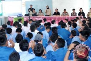 Gubernur prihatin narkoba sudah merambah kalangan pelajar