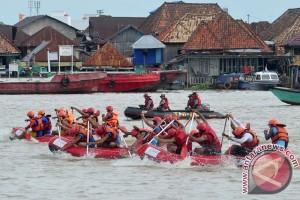 Sembilan negara ikuti Internasional Musi Triboatton Sumsel