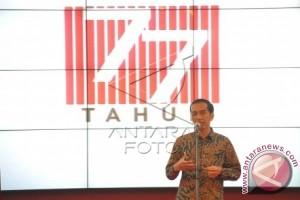 Presiden Jokowi gelar rapat terbatas bahas transportasi laut