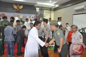 Danrem Gapo adakan Natal gabungan TNI Polri