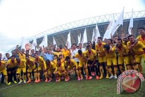 Sriwijaya FC Andalkan sponsor bayar gaji pemain