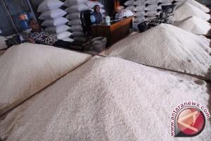 Harga beras di Baturaja begerak naik
