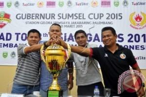 Konferensi Pers Piala Gubernur Sumsel