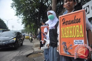 BNN Sumsel sosialisasi bahaya narkoba di permukiman