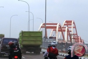 Pemprov Sumsel akan evaluasi kondisi jembatan