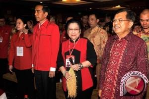 Pembukaan Kongres PDI Perjuangan