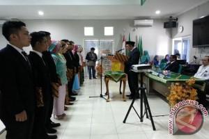 Universitas Muhammadiyah Palembang lantik 11 dokter