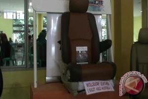 Pengusaha: Jok kulit impor diminati konsumen Palembang