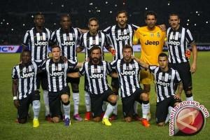 Juventus takluk 2-3 di markas Sampdoria
