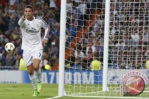 Real Madrid telan kekalahan dari Tottenham Hotspur 1-3
