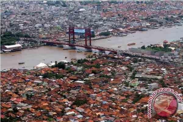 Kota Palembang target jadi gerbang ekonomi Sumatera