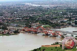 Pertamina ajak jurnalis nikmati keindahan Sungai Musi