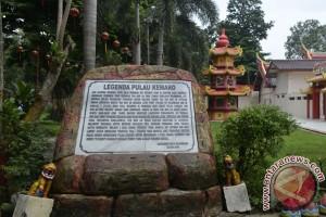 Pulau Kemaro jadi tempat wisata Asian Games