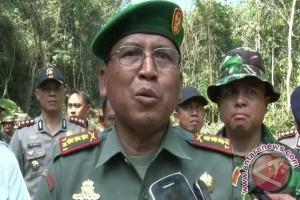 Danrem minta anggota TNI antisipasi kebakaran hutan
