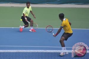 Semifinal Tenis ISSF Putra